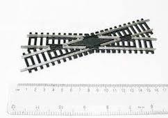 Hornby #R614 Left Hand Diamond Crossing 168mm & 180mm