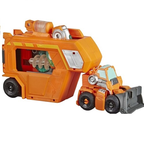 TRANSFORMERS RESCUE BOTS ACADEMY COMMAND CENTER WEDGE