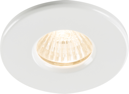 IP65 RECESSED DOWNLIGHT WHITE GU10/MR16