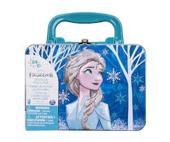 FROZEN II SMALL TIN BOX PUZZLE