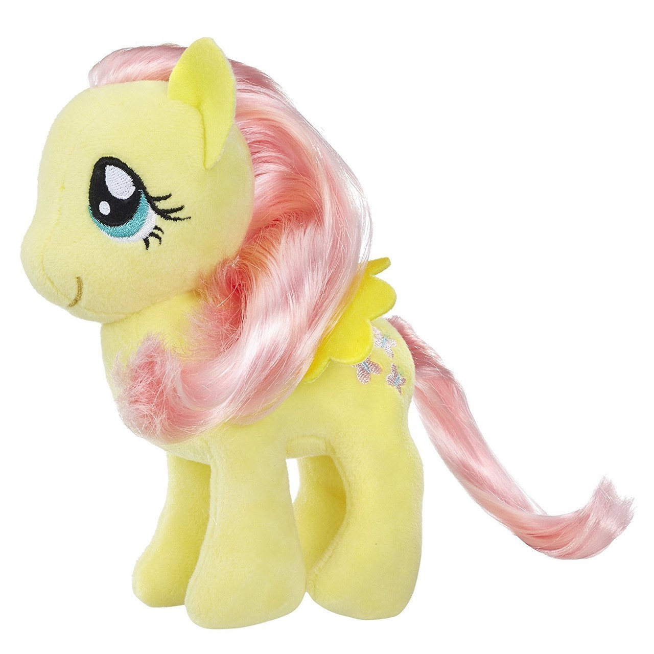 MY LITTLE PONY THE MOVIE FLUTTERSHY 7 INCHES PLUSH