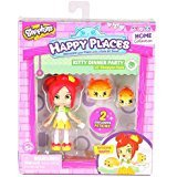 SHOPKINS HAPPY PLACES KITTY DINNER 2 PARTY SERIES 1