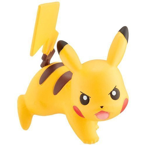 POKEMON MC EX FIGURE-26 PIKACHU BATTLE