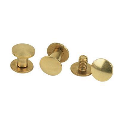 Weaver Chicago Screw Handy Pack Brass