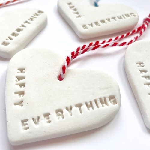Happy Everything Ornament