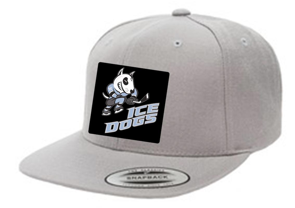 Ice Dogs FlatBrim SnapBack Hat