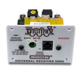 Digitrax #UR92 Radio Panel