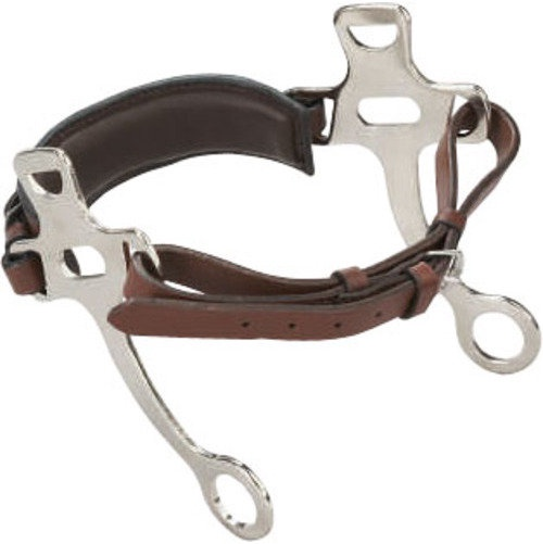 Sprenger Leather Hackamore