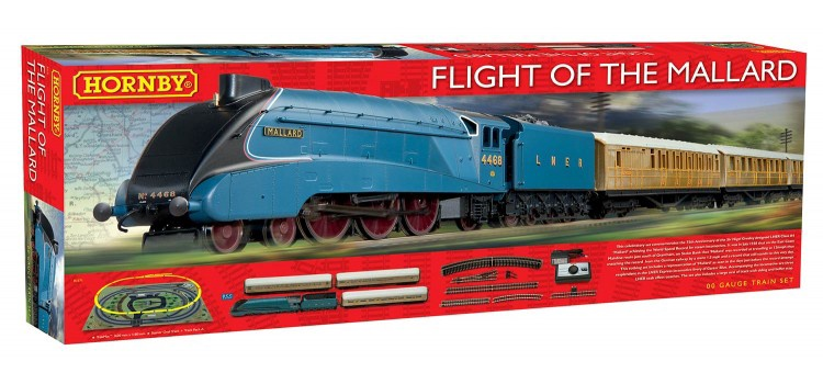 Hornby #1171 'Flight of the Mallard'