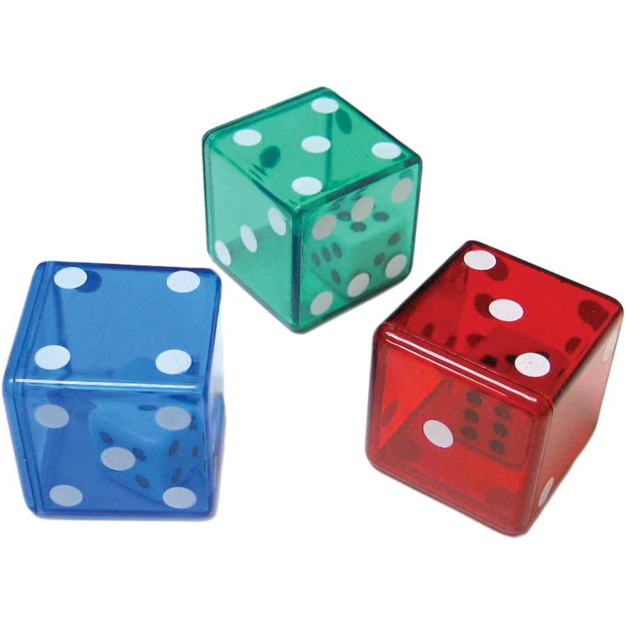 TCR 20629 DICE WITHIN DICE 9 PK