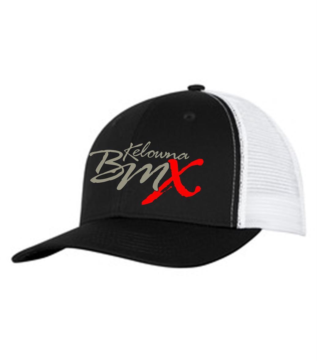 Kelowna BMX Trucker SnapBack Hat