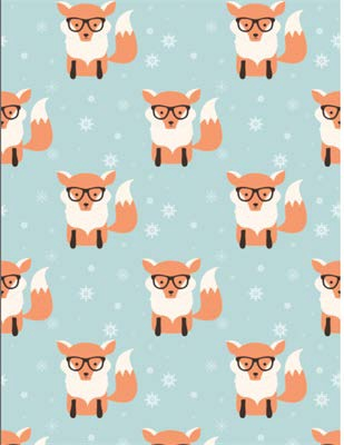 Dreamer and Schemers Boot Socks Hipster Fox