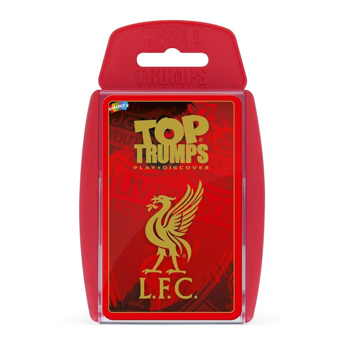 TOP TRUMPS LFC EVERGREEN
