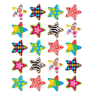 TCR 5179 FANCY STAR STICKERS
