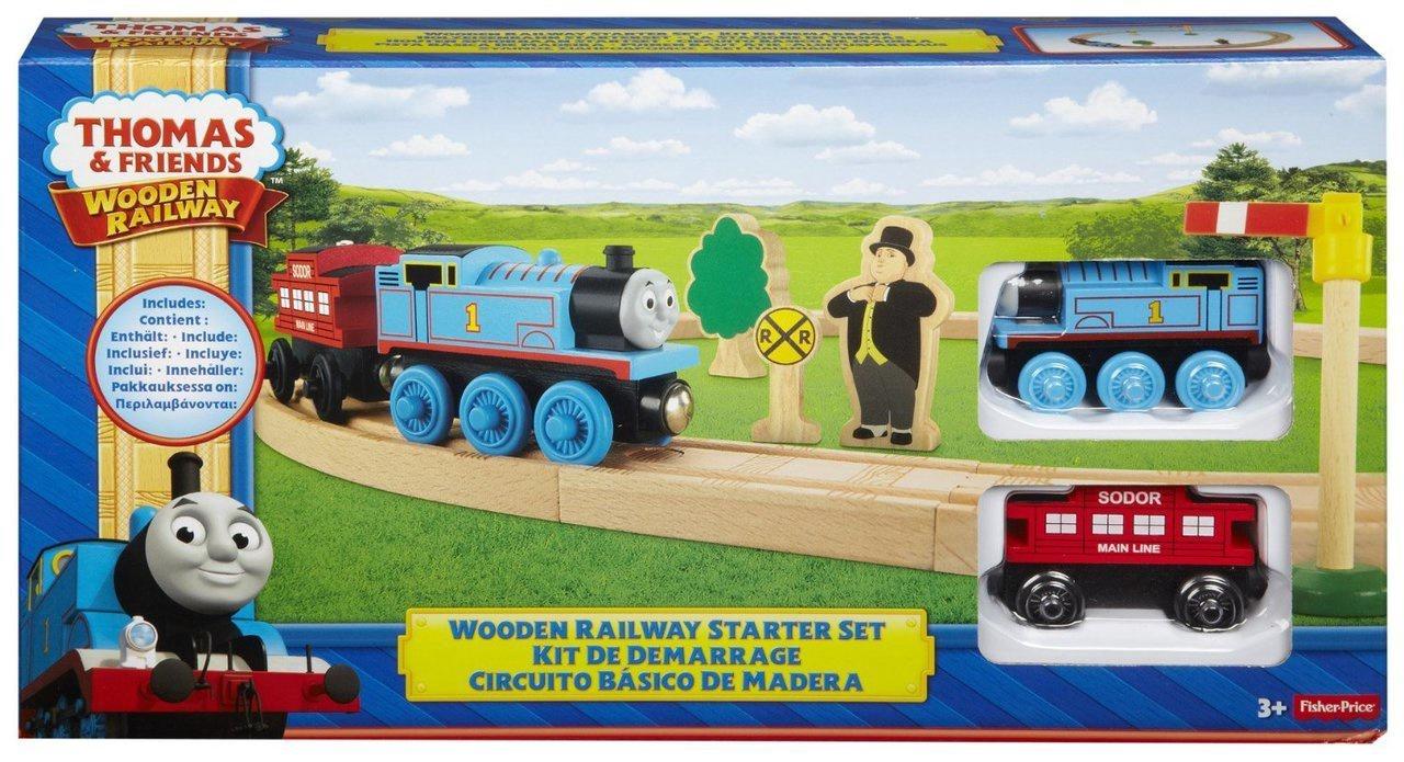 THOMAS WOODEN RAILWAY STARTER