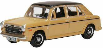 Oxford #76AUs006 1/76 Austin 1300