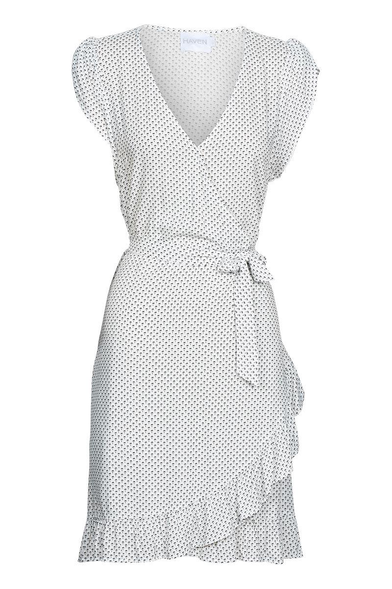 Milos Wrap Dress