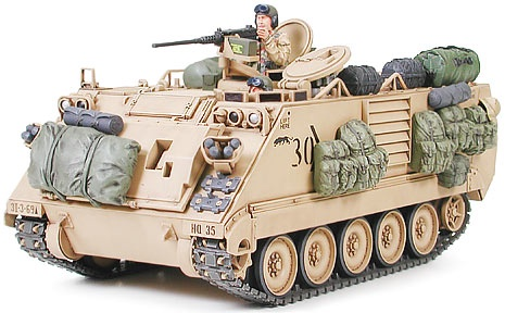 Tamiya #35265 1/35 U.S M113A2 Armoured Personnel Carrier