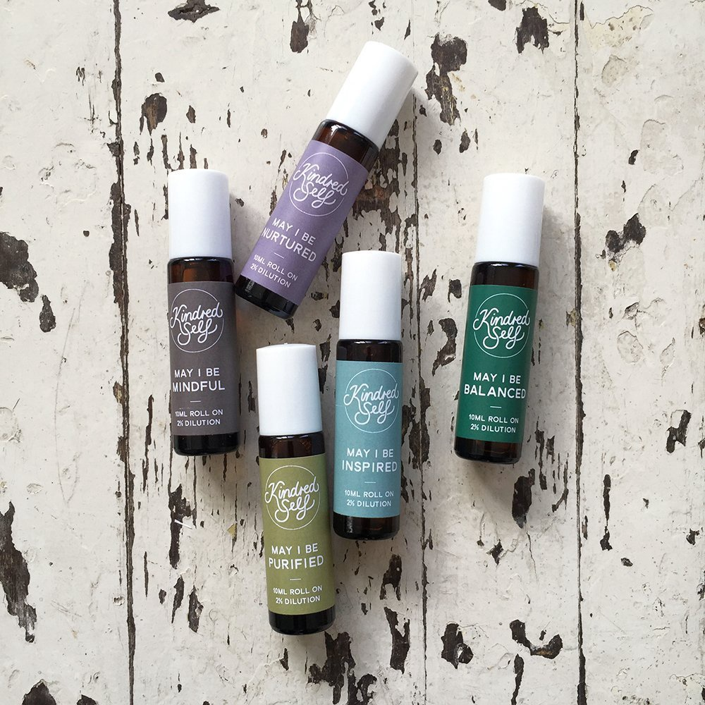 ESSENTIAL OIL BLEND ROLL-ON