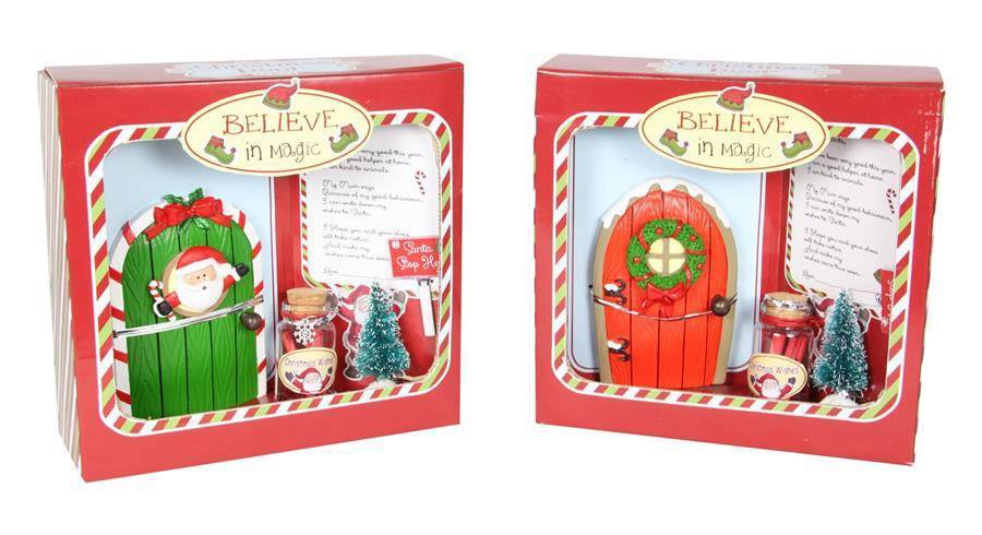 Santa Door Wish Kit