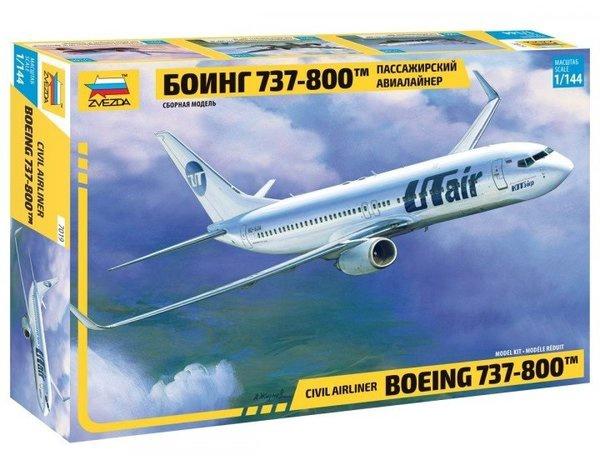 Zvezda #7019 1/144 Boeing 737-800