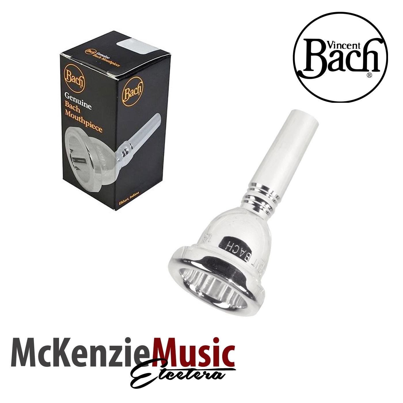 Bach Trombone Small Shank 12C Mouthpiece