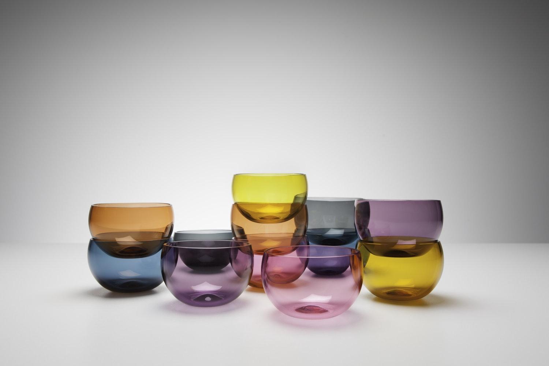 Gacha Glass Bowl Series
