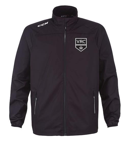 CCM Lightweight Rink Suit Jacket-VRC Shield Logo