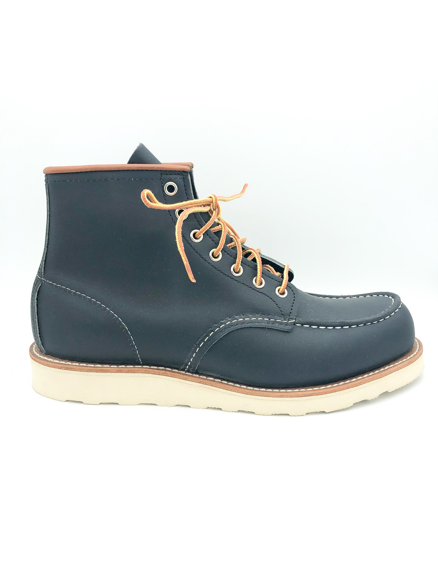 RED WING - MEN'S CLASSIC MOC IN NAVY