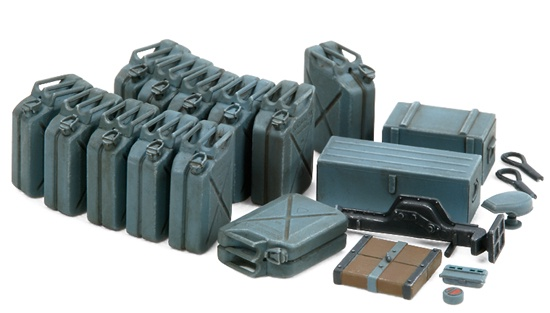 Tamiya #35315 1/35 German Jerry Cans