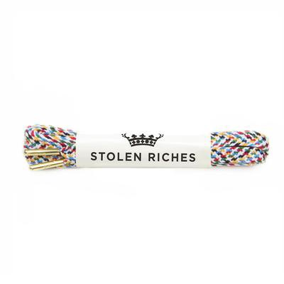 STOLEN RICHES- SNEAKER LACE IN OLYMPIA
