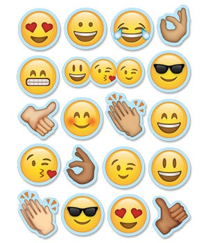 CTP 1846 EMOJI STICKERS