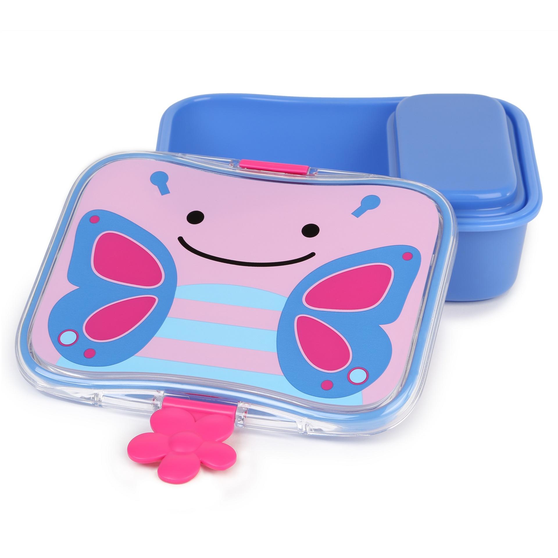 Skip Hop Zoo Lunch Kit, Butterfly