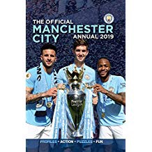 OFFICIAL MANCHESTER CITY ANNUAL 2019 (HB)