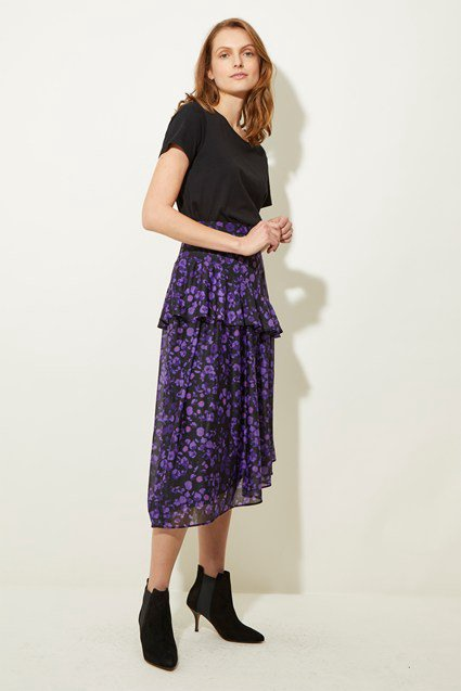 Great Plains Floral Skirt J3KAP