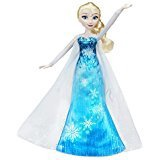 DISNEY FROZEN PLAY-A-MELODY GOWN ROBE MELODIEUSE VESTIDO MUSICAL