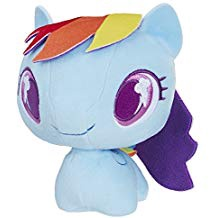 MY LITTLE PONY CUTIE MARK BOBBLES RAINBOW DASH