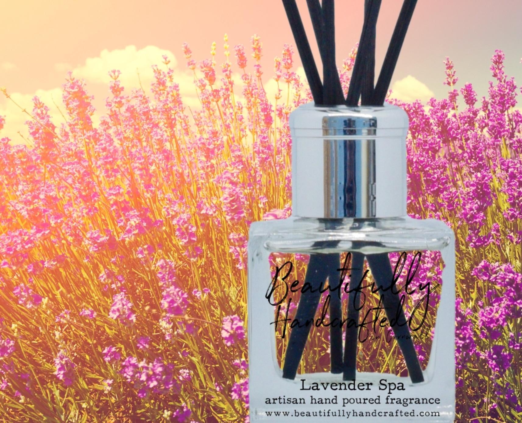 Lavender Spa Reed Diffuser