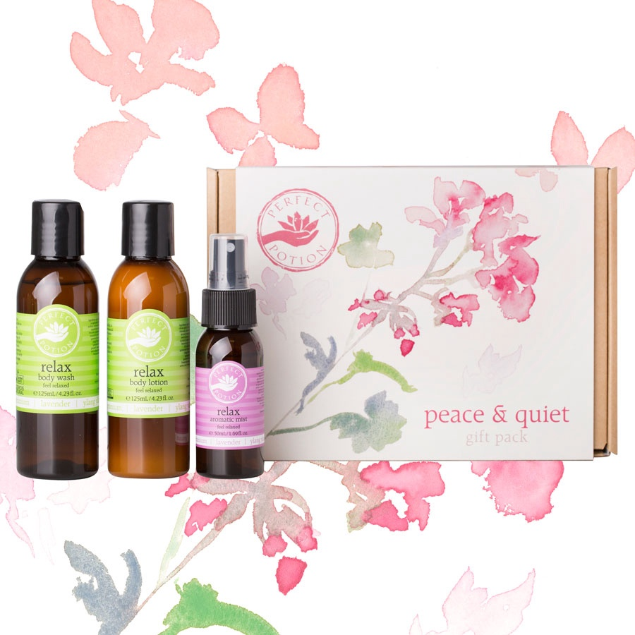 Peace and Quiet Gift Pack