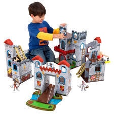 FUN EXPLORERS CASTLE PLAY SET