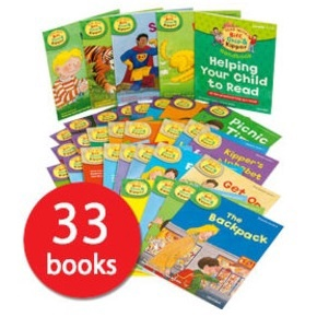 ORT PHONICS AND FIRST STORIES