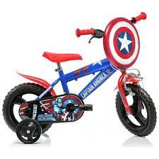 CAPTAIN AMERICA BICYCLE 12''