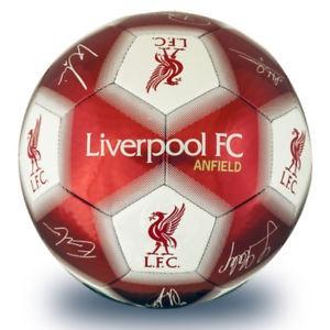L.F.C. FOOTBALL SIGNATURE