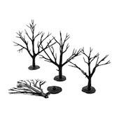Woodland Scenics #TR1122 Tree Armatures 28 Deciduous