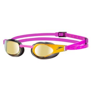 Fastskin Elite Mirror Goggles Gold/Diva
