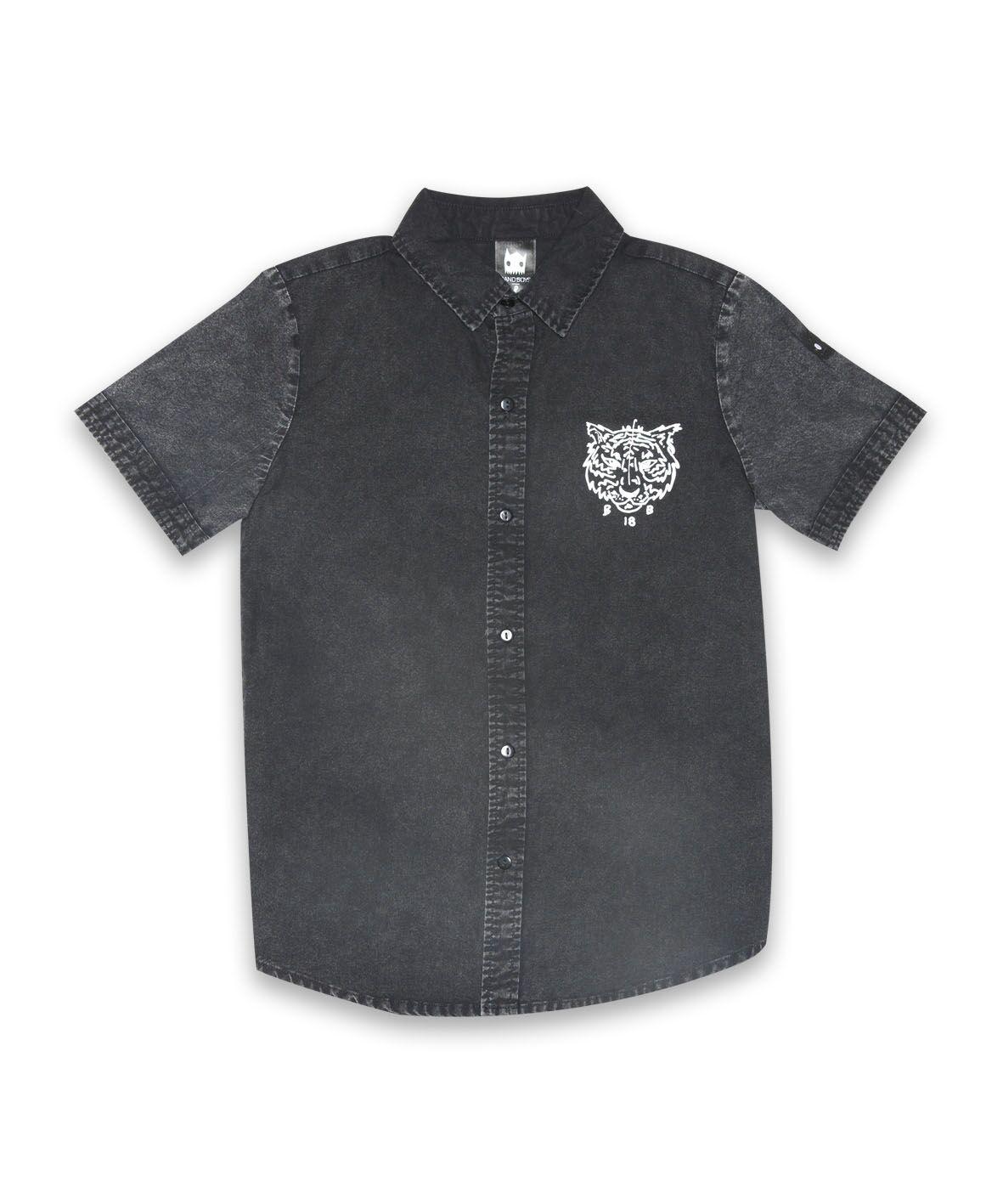 BOB BB18 Tiger Shortsleeve Shirt