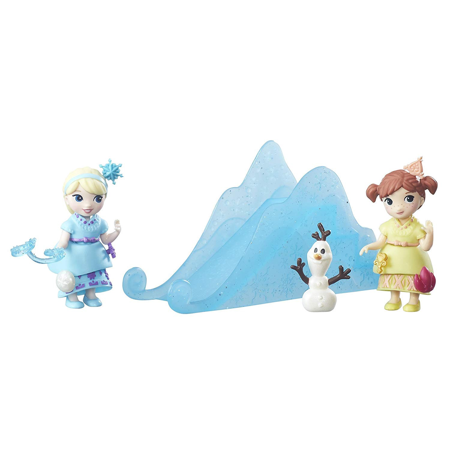 DISNEY FROZEN LITTLE KINGDOM SNOW SISTERS SET