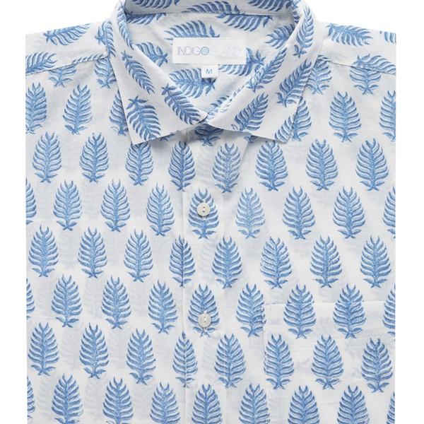 Corsica Shirt from Indigo Island