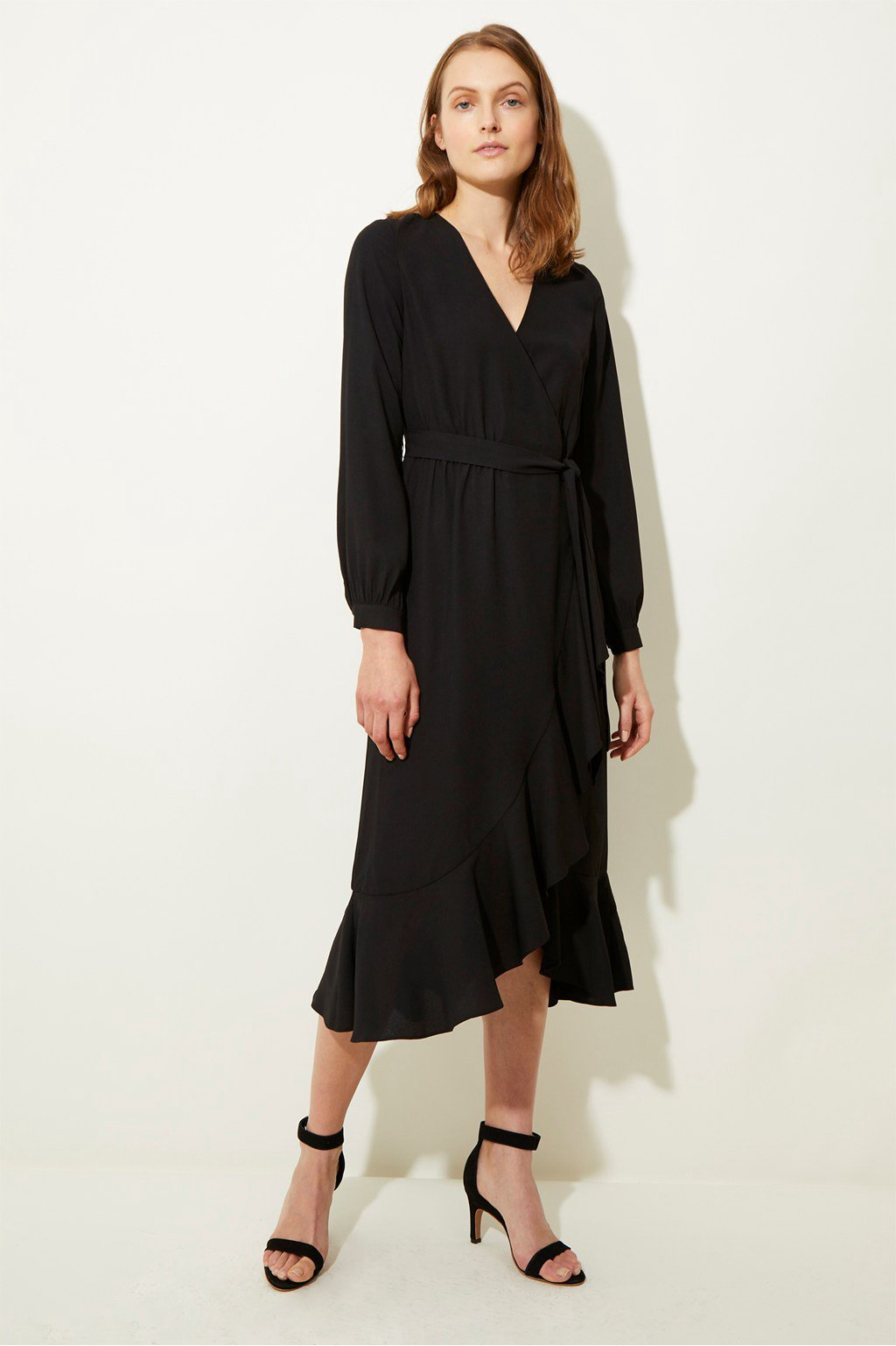 Great Plains Wrap Dress J1KCD