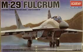Academy #12615 1/144  M-29 Fulcrum